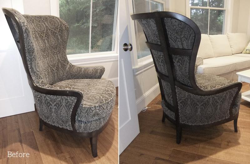 Arhaus Portsmouth Chairs