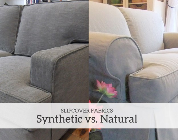 Synthetic or Natural Fabric for Slipcovers