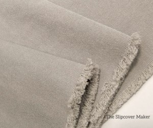 Grey Stonewashed Canvas or Slipcovers
