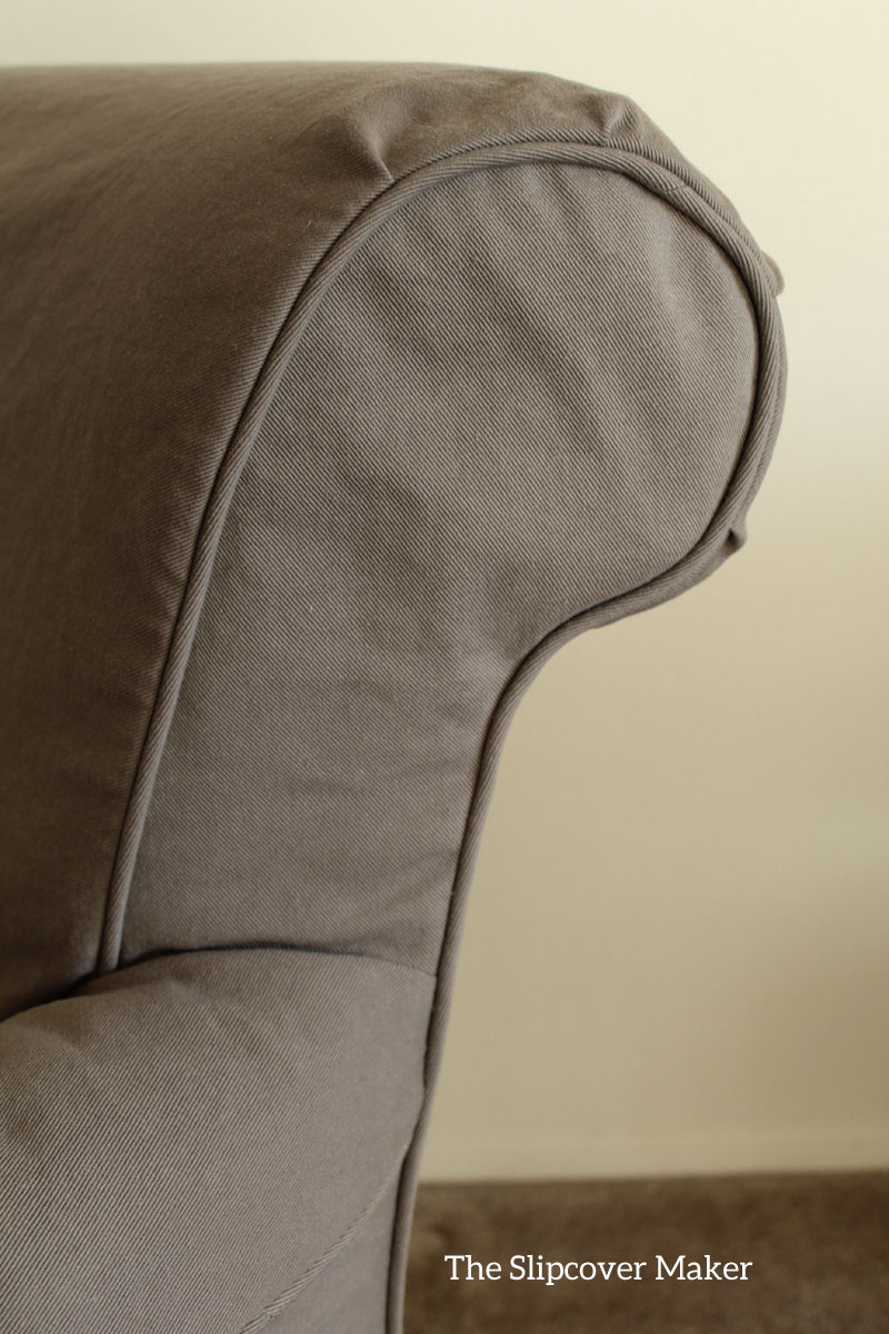 Well-Made but Worn-Out: Slipcover to The Rescue