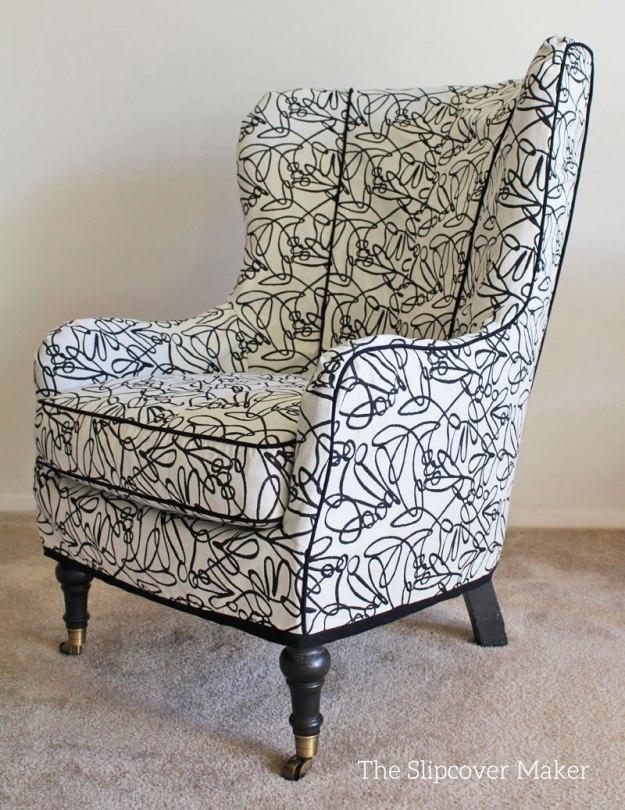 Custom Slipcover for Arhaus Sommerset Chair