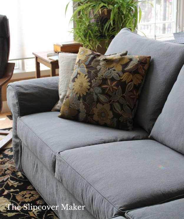 Durable Slipcover Sectional Slipcover