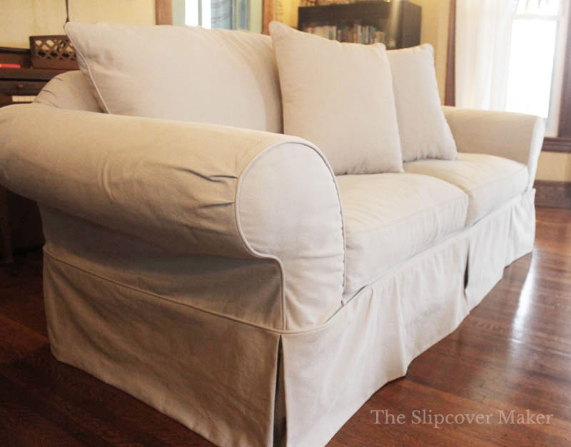 How To Design Your Slipcover Like a Pro