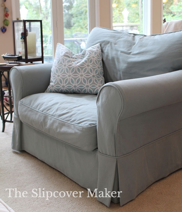 Cotton Denim for Slipcovers