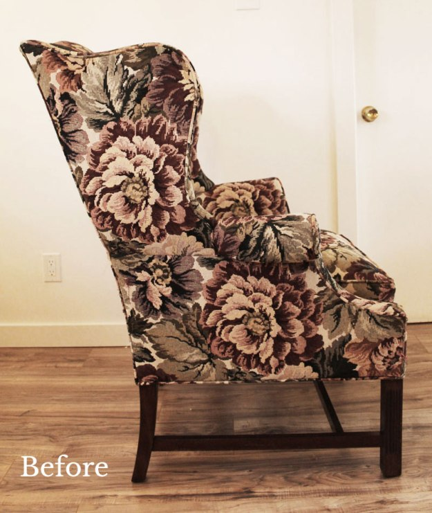 Harden Wing Back Chair