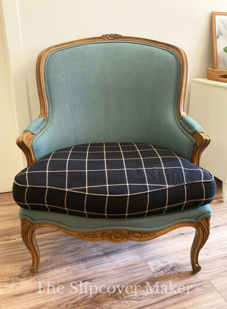 $50 French Chair found at the Restore