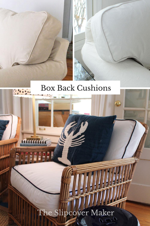 Back Sofa Cushion Slipcover Designs