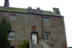 This is the smallest castle I have seen. Its Drumburgh castle but its only really a fortified house.
