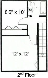 Bernard Townhouse Floor 2
