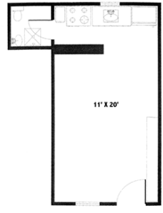Bernard Efficiency Floor Plan