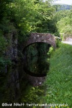 Bridge on the canal
