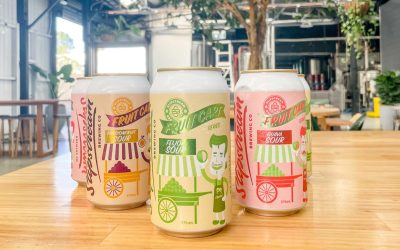 Fruit Carts of the Season: Slipstreams Sour Series that Keeps on Giving