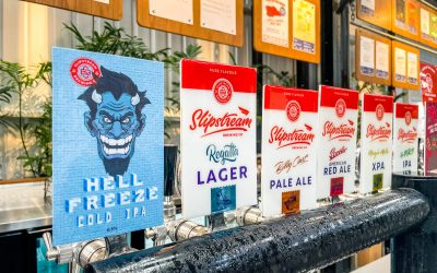 Slipstream Brewing Releases What is Believed to be Queensland's First Commercial Cold IPA