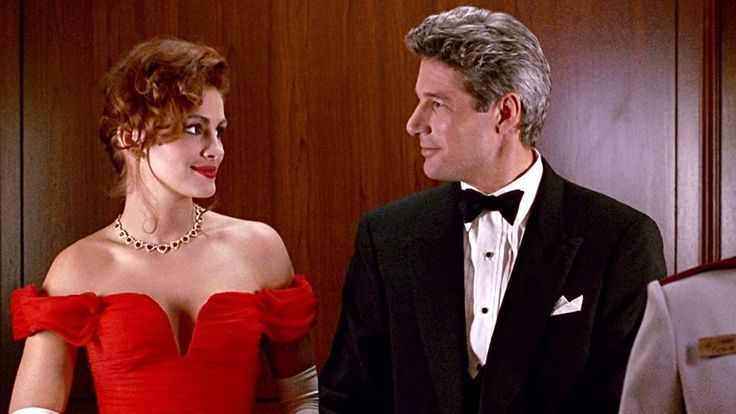"""""""Pretty Woman,"""" the Julia Roberts-Richard Gere romantic comedy, was released March 23, 1990."""