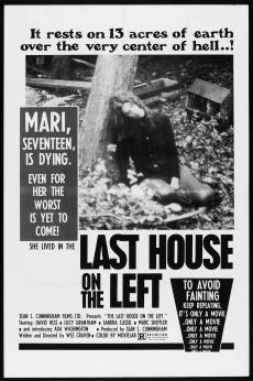 Craven based his first movie, 1972's The Last House on the Left, on an Ingmar Bergman film