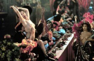 ROMAN ORGY SCENE IN THE FILM - CALIGULA (1979) 01/05/1979 CTD11873...Scarborough...North Yorkshire...England...Group Shot