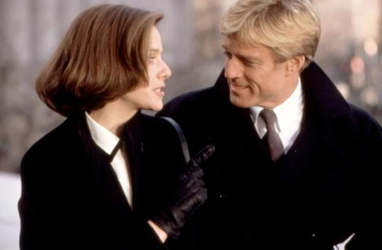 LEGAL EAGLES, Debra Winger, Robert Redford, 1986, (c)MCA Universal