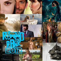 REWIND & RANK: TOP 10 Movies of 2012