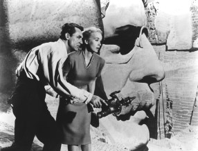NORTH BY NORTHWEST, Cary Grant, Eva Marie Saint, 1959