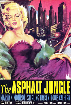 Poster - Asphalt Jungle, The_06