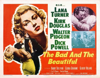 Poster - Bad and the Beautiful, The_08