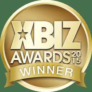 XBIZ 2015 Award Winner - Sliquid