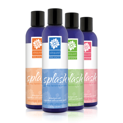 Splash - Sliquid Balance - Natural Feminine Wash