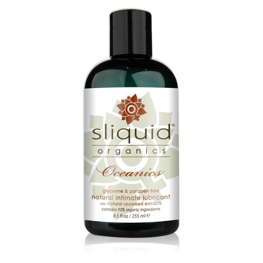 Sliquid - Sliquid Organics Oceanics - Organic Lube with Seaweed - 8oz