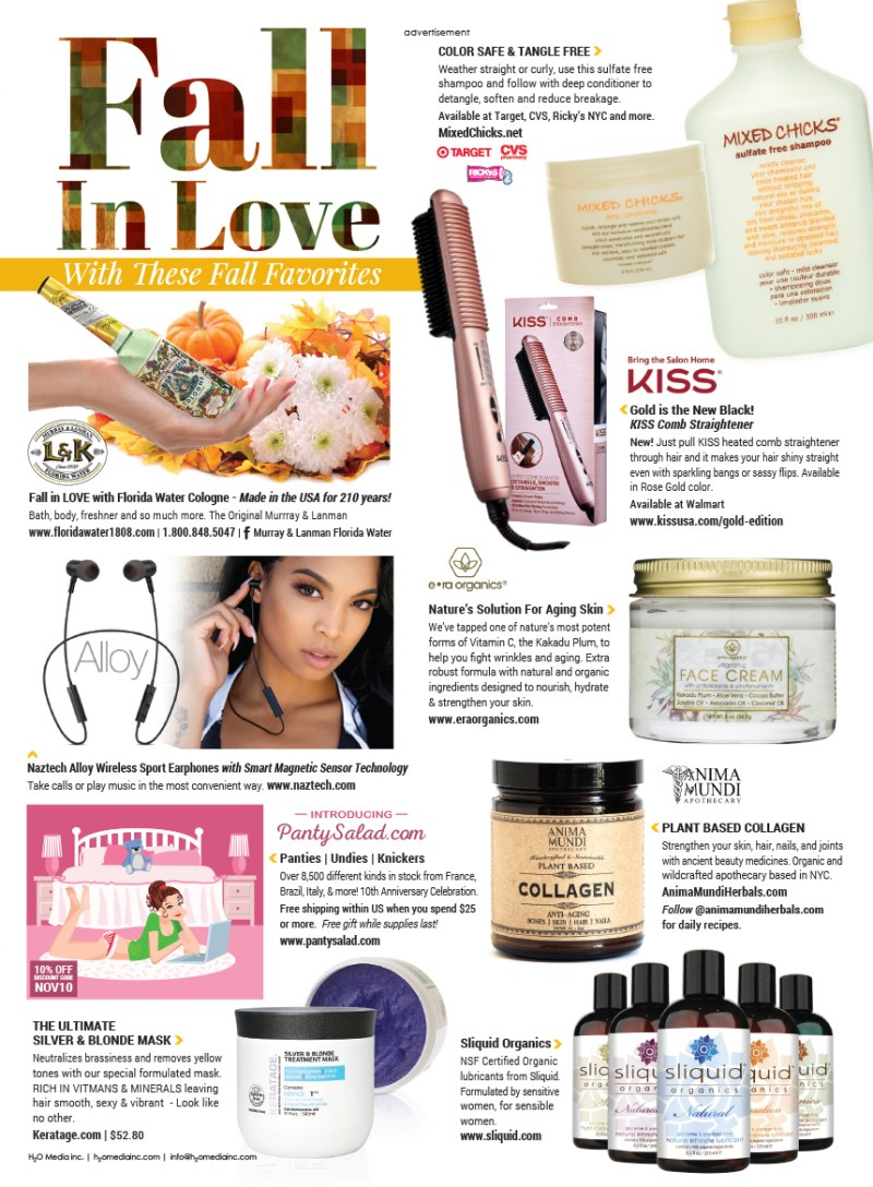 Sliquid featured in OK Magazine