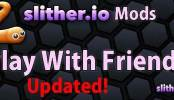 Slither-io-play-with-friends-mods