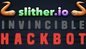 Slither.io Invincible HackBot