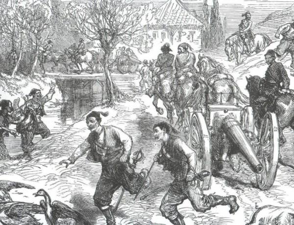 Сливен ще отбележи освобождението си от турско робство