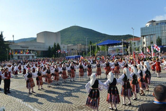 """Международният детски фолклорен танцов фестивал """"Приятелство без граници"""" ще се състои от 16 до 18 май 2017 година"""