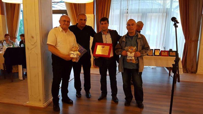 Джудисти от няколко поколения отбелязаха 40 години от създаването на спорта джудо в Сливен