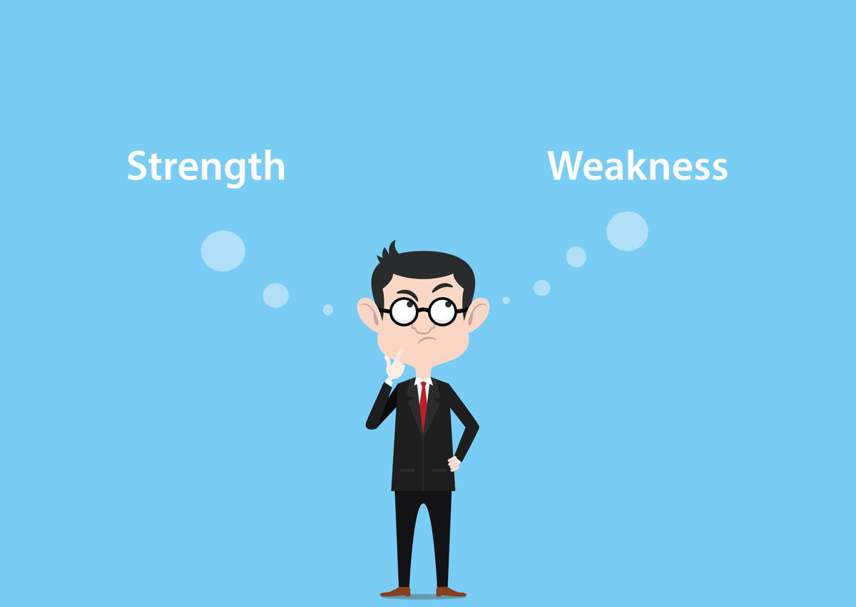Biggest Strengths Are Often The Source Of The Greatest