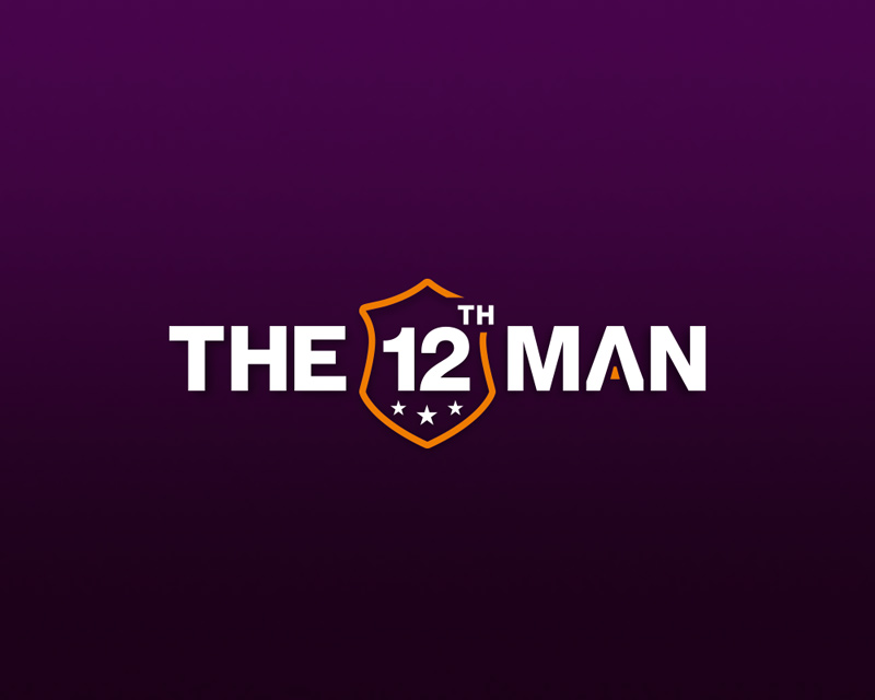 12th man logotype