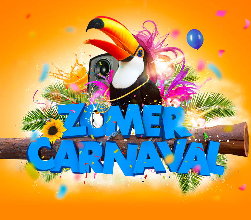 Graphic Design zomercarnaval