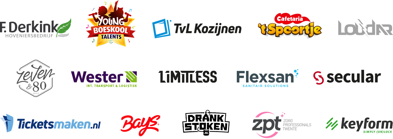 Grafisch ontwerp, logo ontwerpen door Slize