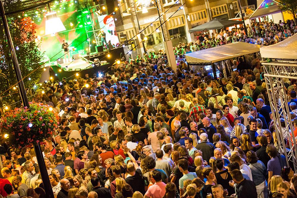 Boeskool is los, zomerfeest Oldenzaal. Foto Heerlijk Hollands