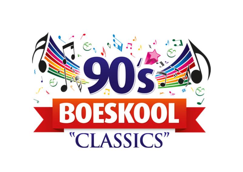 Slize: logo design Boeskool is Los - 90's Boeskool Classics