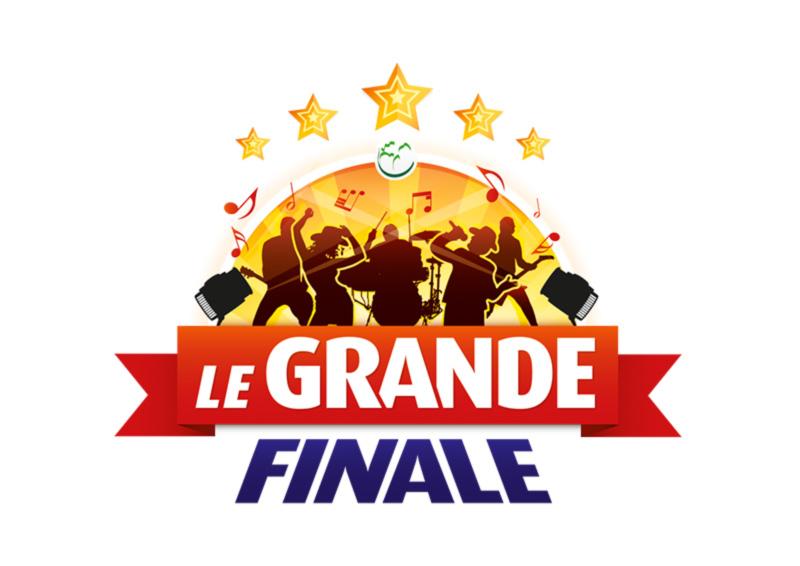 Slize: logo design Boeskool is Los - Le Grande Finale