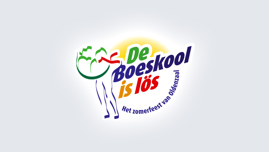 Oldenzaal logo Boeskool is Lös