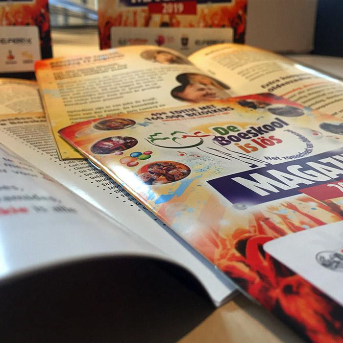 Boeskool Oldenzaal - Het handzame mini magazine van het zomerfeest