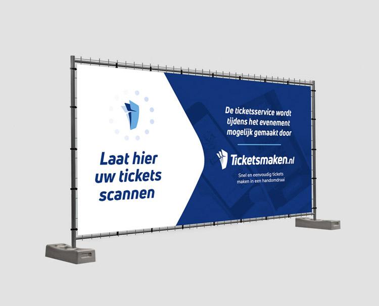 Spandoek | Drukwerk voor Denekamp, Losser, Oldenzaal, Hengelo, Enschede