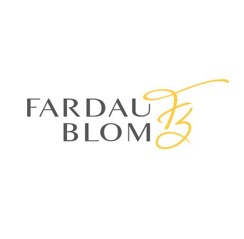 Fardau Blom Visagie Oldenzaal - Logo design Slize, logofolio #2