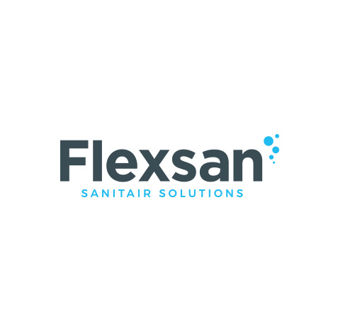 Flexsan Flexibel Sanitair - Originele logo ontwerpen Slize, deel #1