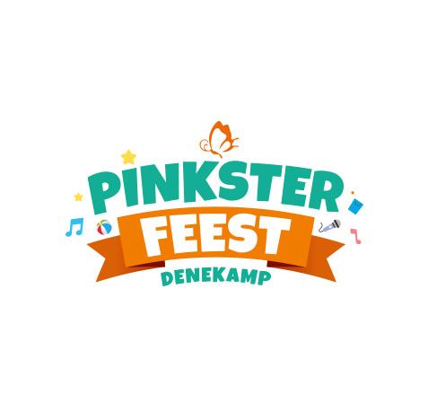 logo collectie - deel 4 - logo Pinksterfeest Denekamp