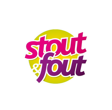 logo collectie - deel 4 - Event logo 'Stout & Fout' Oldenzaal