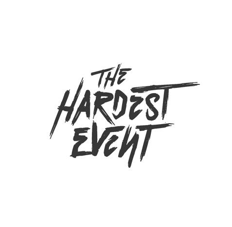 Eventlogo 'The Hardest Event' - Logo ontwerp door Slize