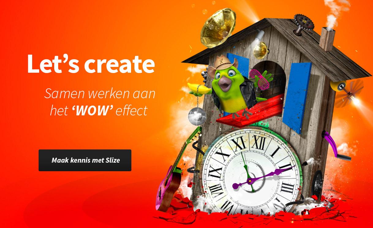 Samenwerken aan het 'WOW' effect. Grafisch vormgever voor Oldenzaal, Reutum, Ootmarsum, Tubbergen, Albergen, Deurningen e.o.